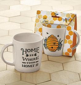 Tag ltd Mug - Home Is Where The Honey Is