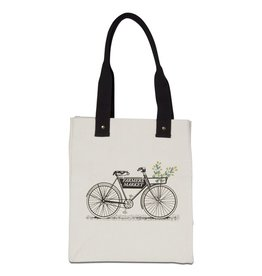 Tag ltd Market Tote - Bike Rider
