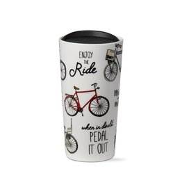 Tag ltd Travel Mug - Bike Rider