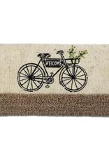 Tag ltd Doormat - Bike Rider