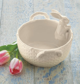 Tag ltd Bunny Basket Bowl