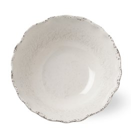 Tag ltd Veranda Ivory - Melamine Serving Bowl
