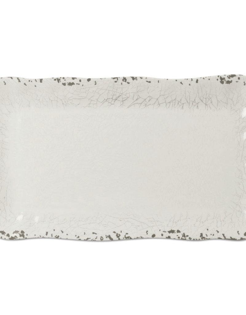 Tag ltd Veranda Ivory - Melamine Platter