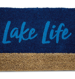 Tag ltd Doormat - Lake Life