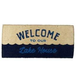 Tag ltd Estate Doormat - Lake Life
