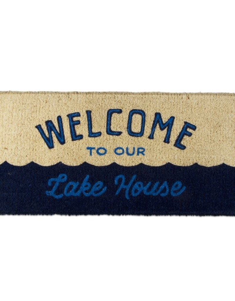Tag ltd Estate Doormat - Lake Life