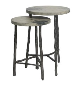 Uttermost Evie Nesting Table Set