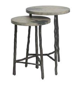 Uttermost Evie Nesting Table Set