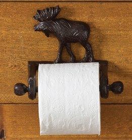 Park Design Cast Moose - Toilet Tissue Holder