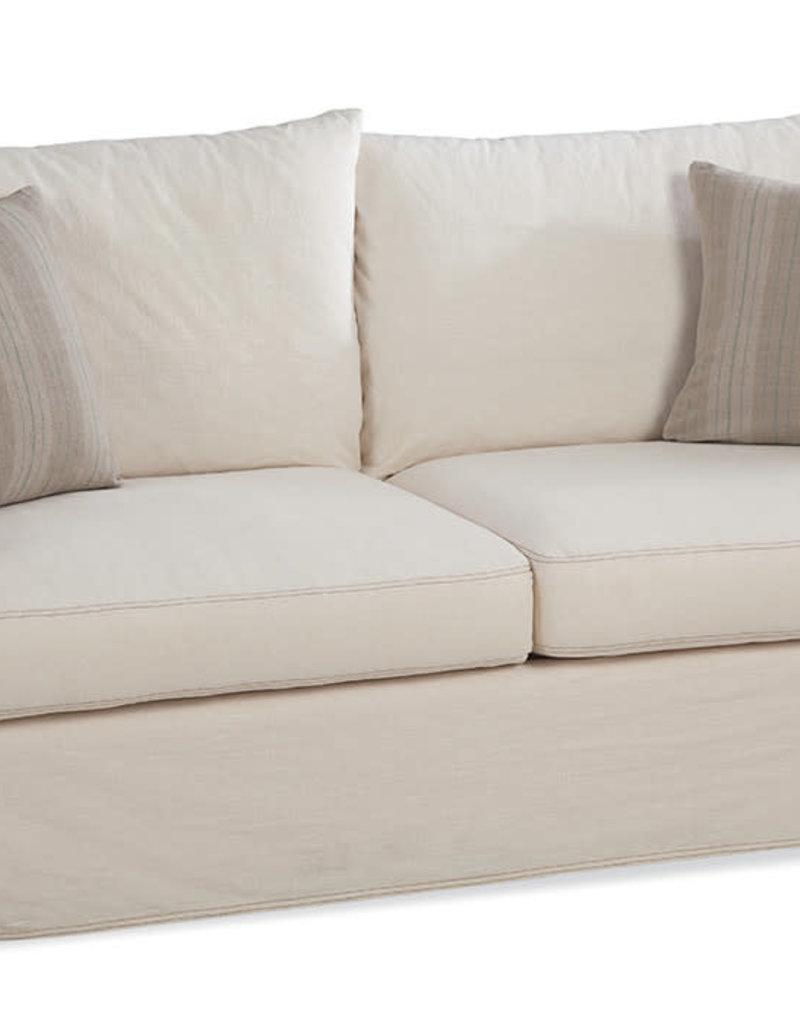 Four Seasons Jordan Sofa - Harris Pewter