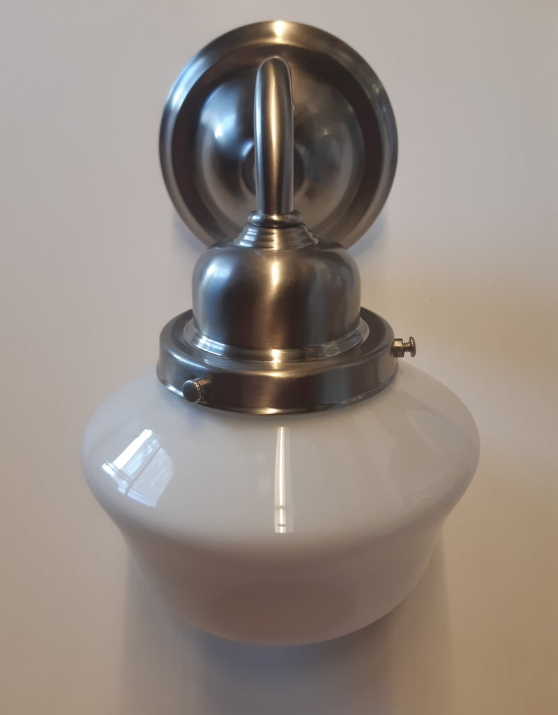Hudson Valley Hudson Valley Dawson Wall Sconce Satin Nickel