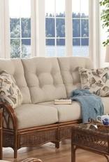Braxton Culler Everglade Sofa - Light Blue Stripe