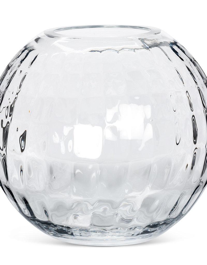 Abbott Large Optic Rose Bowl