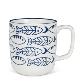 Abbott Fish Mug