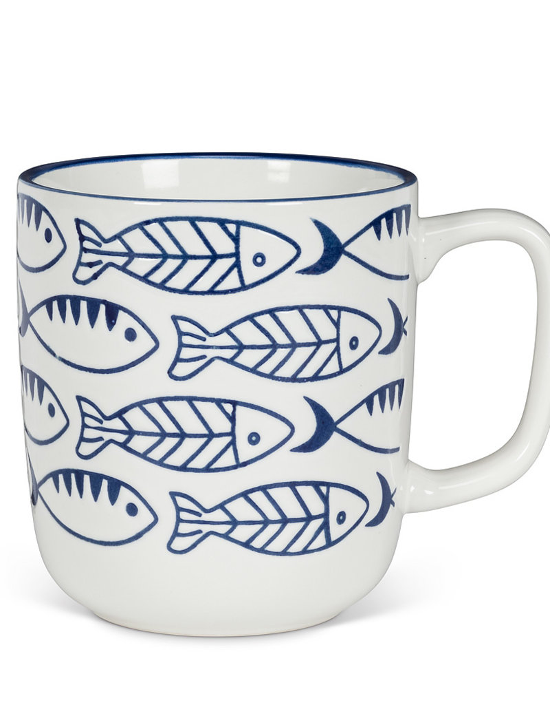 Abbott Fish Mug