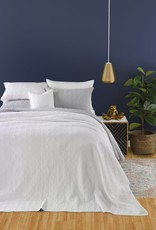 Brunelli Grey Alix King Coverlet