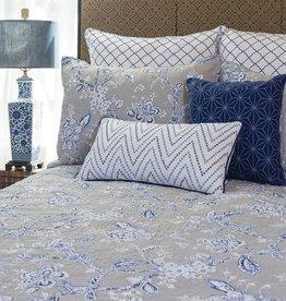 C&F Enterprises Annabelle Blue Quilt Set