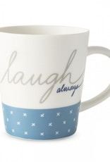 Royal Doulton Mug - Laugh Always