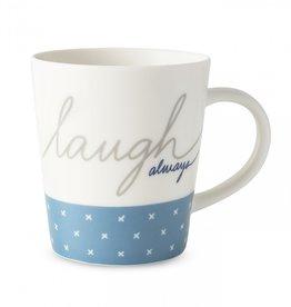 Royal Doulton Mug - Laugh Always