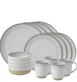 Royal Doulton White Glaze Dish Set