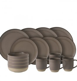 Royal Doulton Taupe Glaze Dish Set
