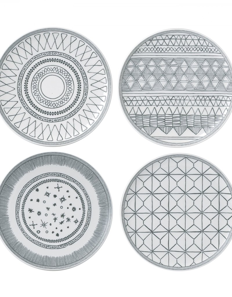 Royal Doulton Charcoal Grey Accent Collection