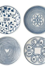 Royal Doulton Blue Love Accent Collection