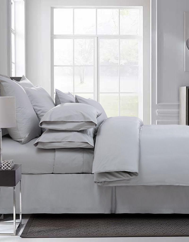 Daniadown 400 TC Egyptian Cotton White Sheet Set