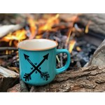 Muskoka Cup Co. Arrows Mug