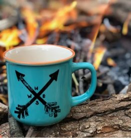 Muskoka Cup Co. Arrows Mug