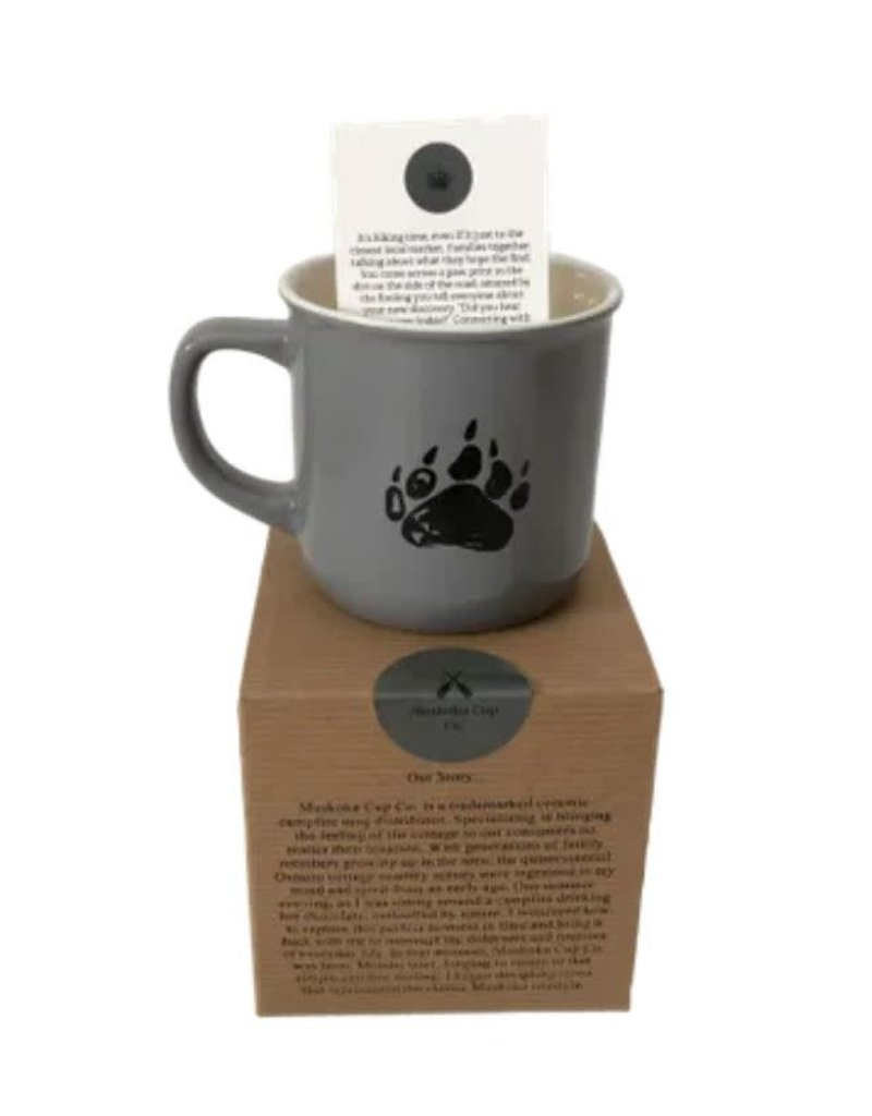 Muskoka Cup Co. The Paw Mug