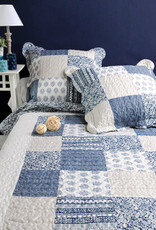 Accentmode Carla Queen Quilt and Shams