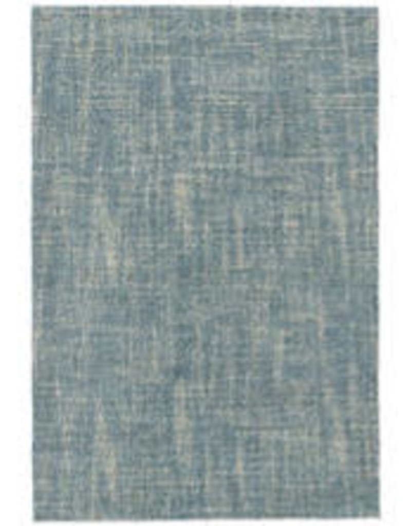 Dash & Albert Crosshatch Aegean Rug -