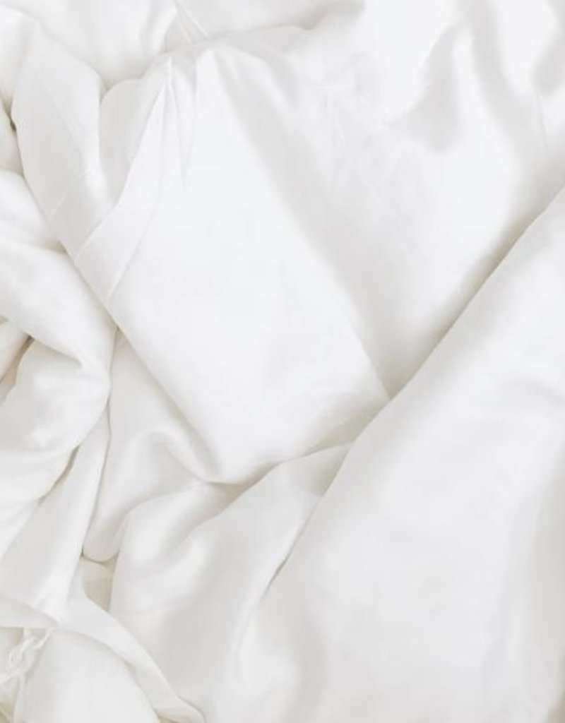 Cozy Earth Bamboo White Sheet Set - King