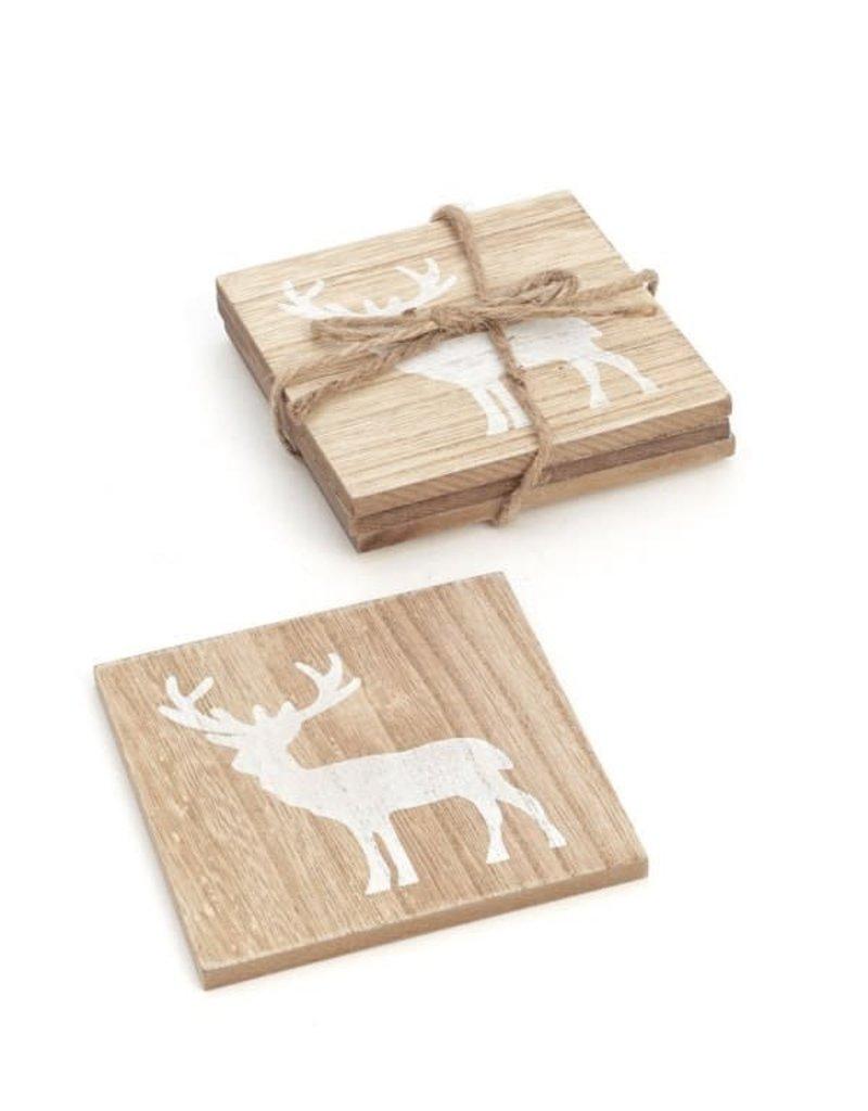 ADV Coaster S/4 - Wooden Deer