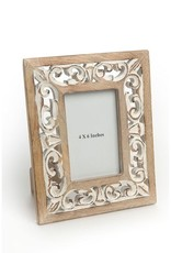ADV Carved Wooden Frame - 4x6