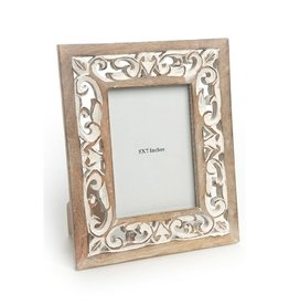 ADV Carved Wooden Frame - 5x7