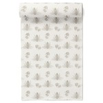 The Pine Centre Table Runner - Grey Bees
