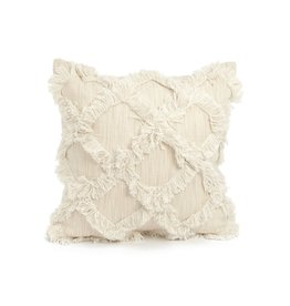 ADV Toss Pillow - Natural Soft Lines 20x20