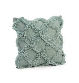 ADV Toss Pillow - Seafoam Soft Lines 20x20