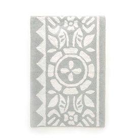 ADV Bath Mat - Grey Floral