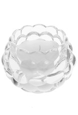 ADV Bubbles Candle Holder - Clear
