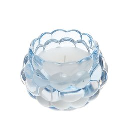 ADV Bubbles Candle Holder - Light Blue