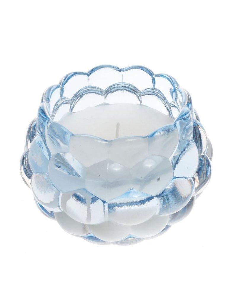 ADV Bubbles Candle Holder - Light Blue