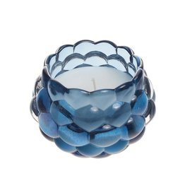 ADV Bubbles Candle Holder - Dark Blue