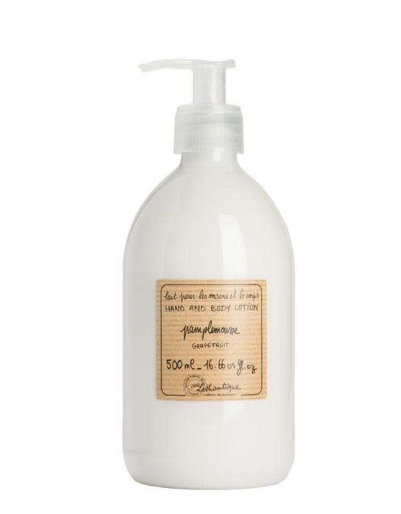 Lothantique Grapefruit 500 ml Hand & Body Lotion
