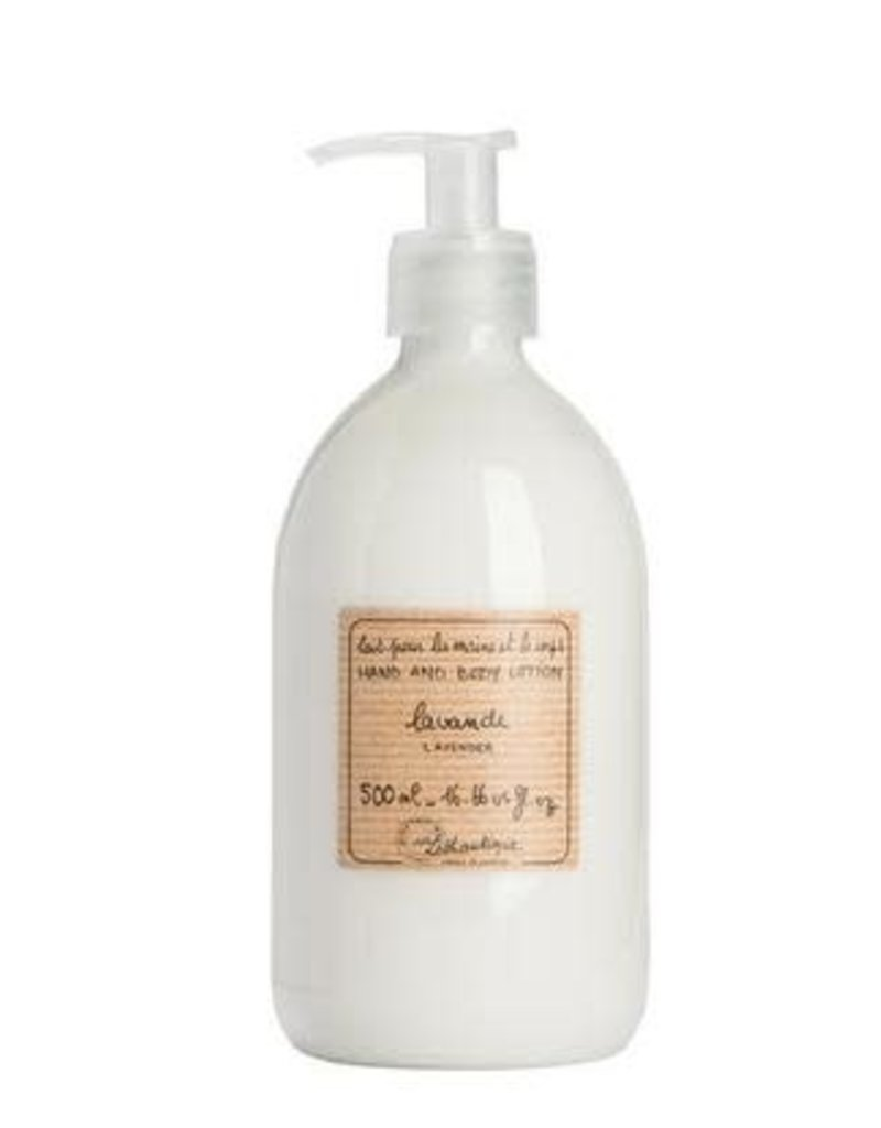 Lothantique Lavender - Hand & Body Lotion (500 mL)