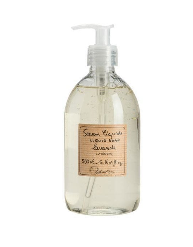 Lothantique Lavender - 500ml Liquid Soap