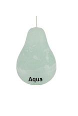 Vance Kitira Timber Pear Candle, Aqua Foam