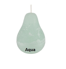 Vance Kitira Timber Pear Candle, Aqua Foam
